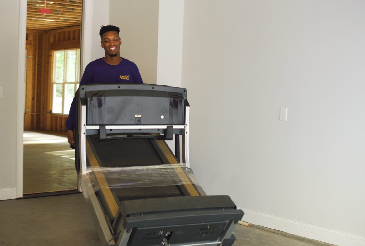 Junk Removal Services in Greenville, NC